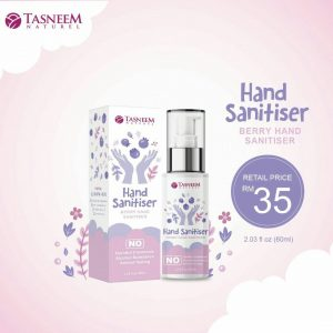 HAND SANITIZER BERRY